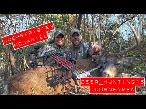 199 Josh and Krysten McDaniel - Deer Hunting's Journeymen, Shooter's Archery