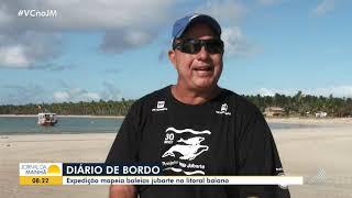 Diário de Bordo - Expedição Entre Baleias e Golfinhos