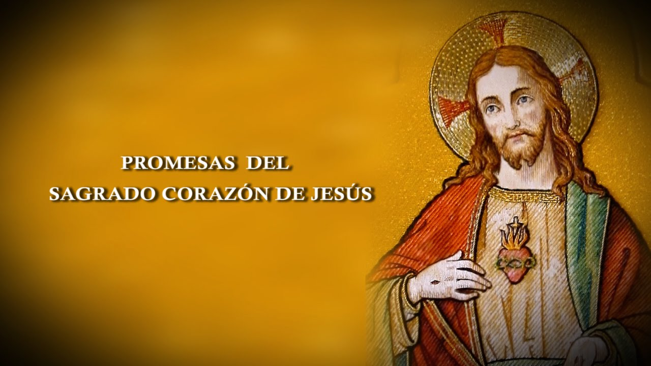 Promesas del sagrado coraz n de jes s youtube for Fotos del corazon