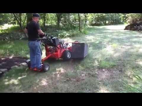 Cullins Service Dek Turf Beast Walk-Behind Lawn Mower