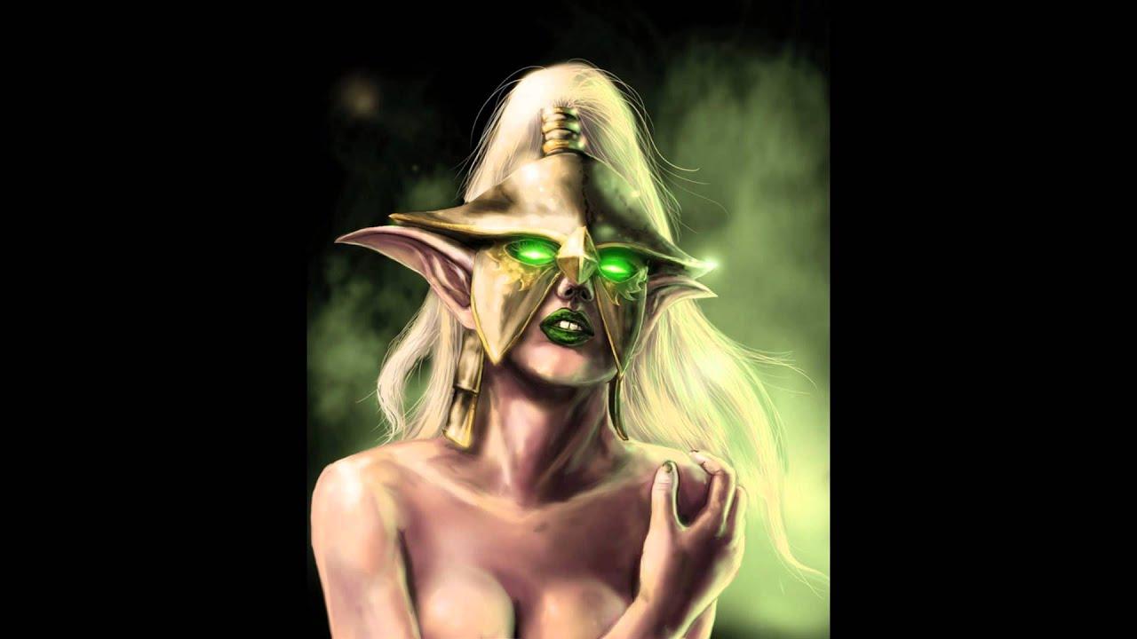 image World of warcraft night elf