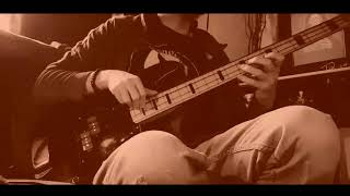 Witchcraft - Chylde of Fire Bass Cover