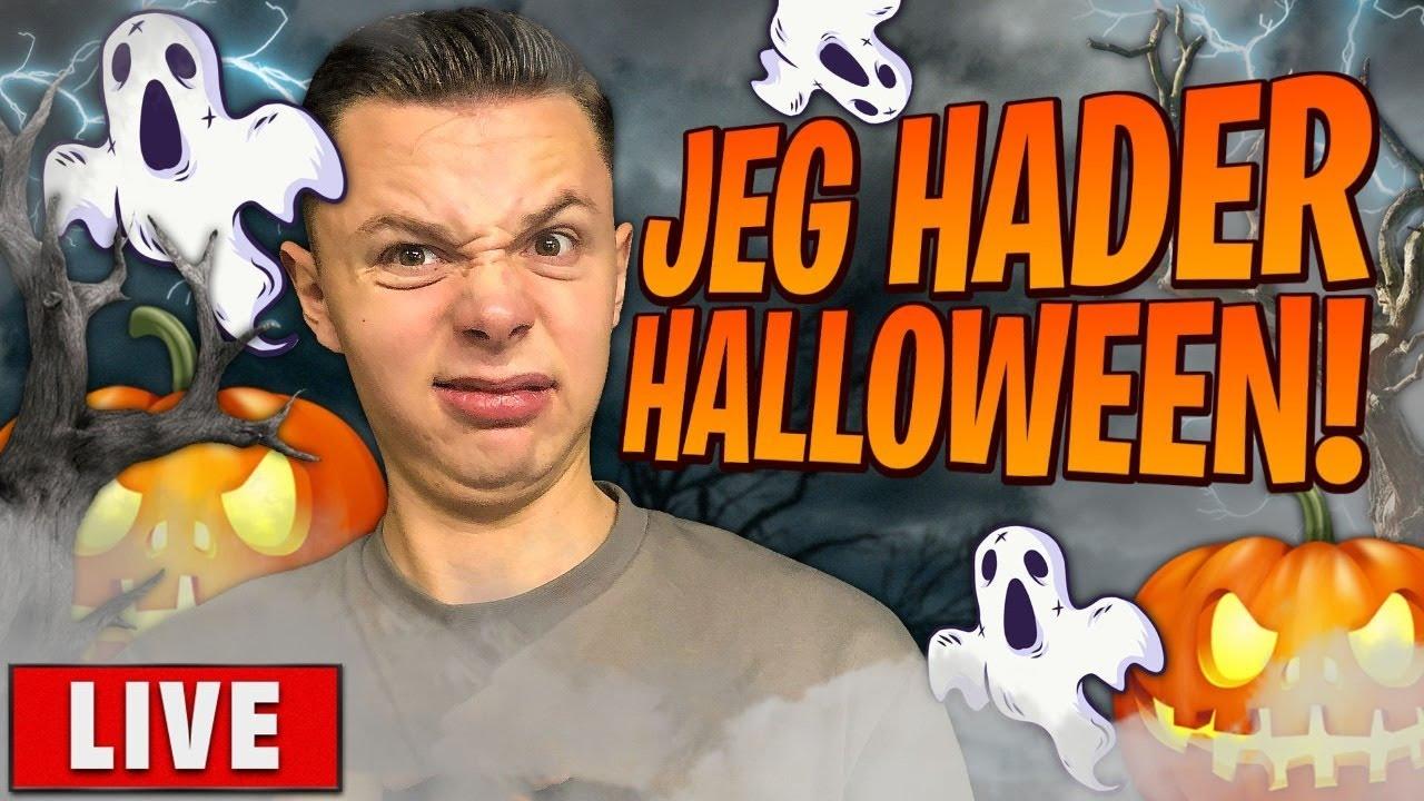 LIVE: Kan Sigge slippe væk fra Halloween i Fortnite?