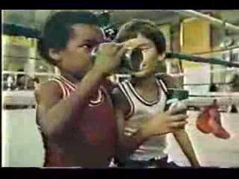7up - Leonard and Duran tv spot