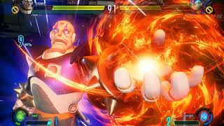 MVCI-Japanese Voices Mod with DLC characters