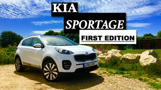 2017 Kia Sportage Review - Inside Lane