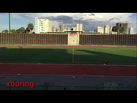 Olympic Stadium in Phnom Penh, Cambodia