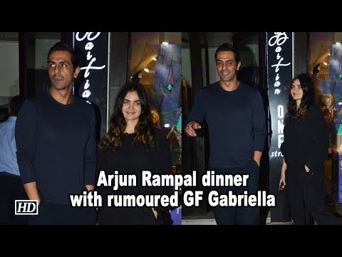 Here's first look of Arjun Rampal, girlfriend Gabriella's baby boy from YouTube · Duration:  1 minutes 17 seconds