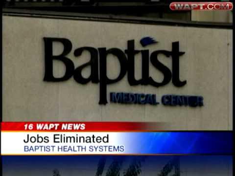 Baptist Health Systems Cut 200 Jobs