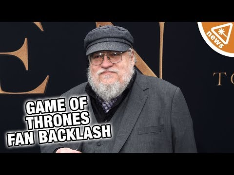 Sorry Game of Thrones Fans! George RR Martin Isn't Listening! (Nerdist News w/ Amy Vorpahl)