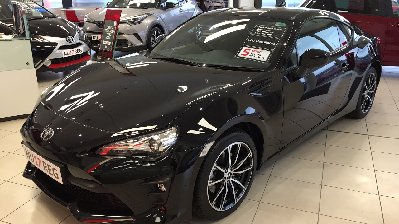 2017 Toyota 86 Black Best New Cars For 2018