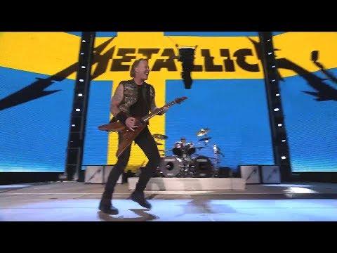 Metallica - Live In Gothenburg, Sweden (2019) [Full Webcast] [AUDIO UPGRADE]