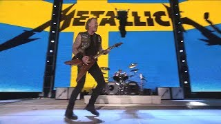 Metallica - Live in Gothenburg, Sweden (2019) [Full Webcast] [AUDIO UPGRADE]