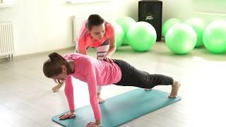 Онлайн-урок по Йога-терапии 25.03.2018