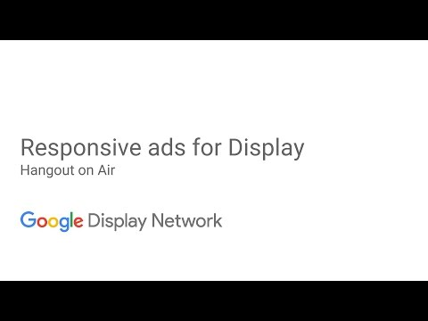 Responsive Ads for Display - Live Stream Recording
