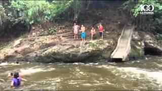 Inauguran balneario en el cantón Pushtan de Nahuizalco