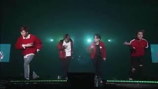 2017年 FNCKINGDOM 嵐 Love So Sweet FTISLAND,N.flying,SF9