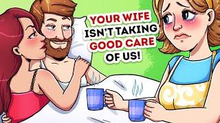 My husband turned me into a maid and treats me badly   Fabiosa Animated