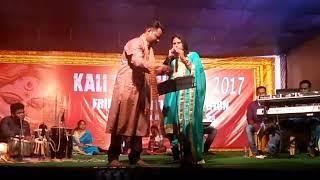 Aankh duita chaka chaka a samabalpuri song...singing by gitanjali