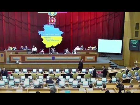 Телеканал TV5: До чого може призвести затягування процесу вибору голови Запорізької обласної ради