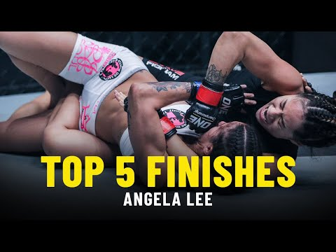 Angela Lee's Top 5 Finishes