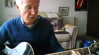 WHERE ARE WE NOW DAVID BOWIE. lesson and chords.How to play.