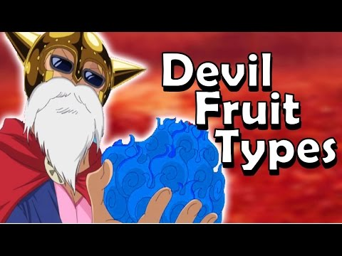 Devil Fruit Types EXPLAINED | One Piece |Theory Ch. 864+