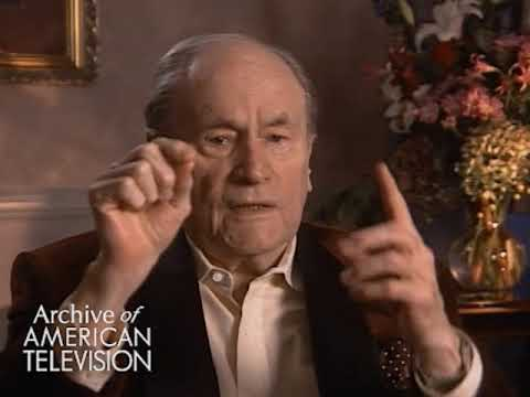 E.G. Marshall on the scripts during the Golden Age of Television - TelevisionAcademy.com/Interviews