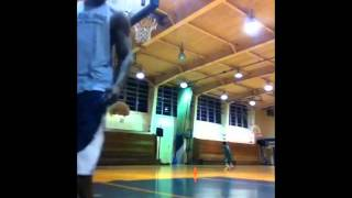 Bryce Lovejoy class of 2017 Hoop Life Hoops workout