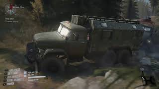 Spintires: MudRunner first time playing this game