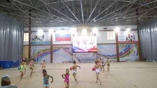 Сборы Калининград. 1 группа