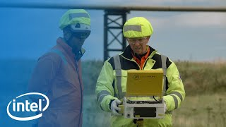 Intel Falcon 8+ Drone transforms inspections condu...