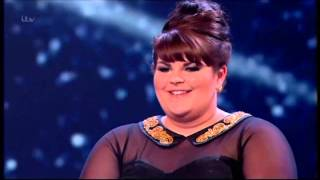 ROSIE O'SULLIVAN - BRITAIN'S GOT TALENT 2013 SEMI FINAL PERFORMANCE