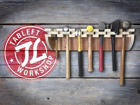BUILD: Hammer Rack
