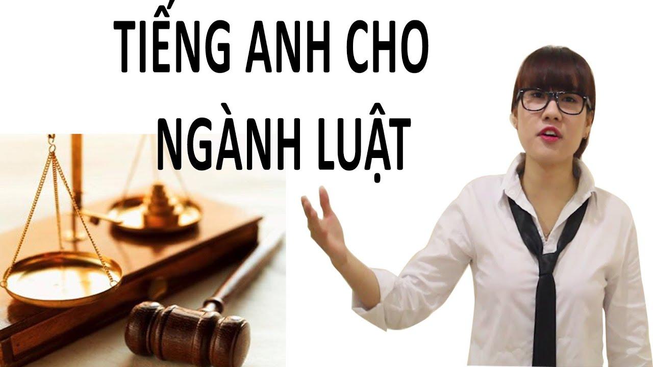 [OFFICIAL MV] – Tiếng Anh cho ngành luật (X-Team)