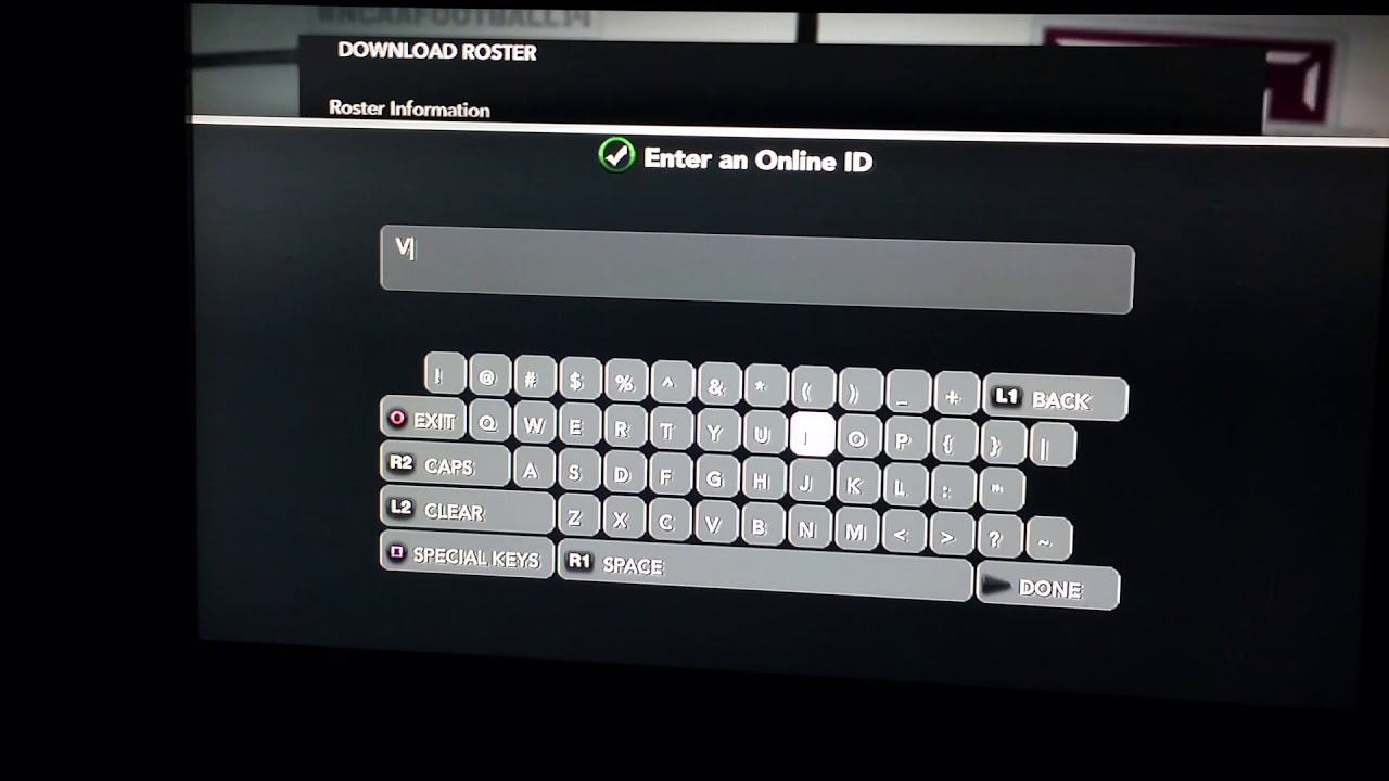 How To Download The 2017 Rosters On Ncaa Football 14