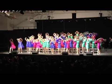 JBHS Sound Sensations Chicago Wheaton Warrenville South Choral Classic 2016