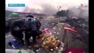 Запрещенное на Украине видео о подразделении