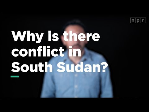 Why is there conflict in South Sudan? | Let's Talk | NPR
