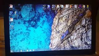 Заходим в BIOS после установки Windows 10