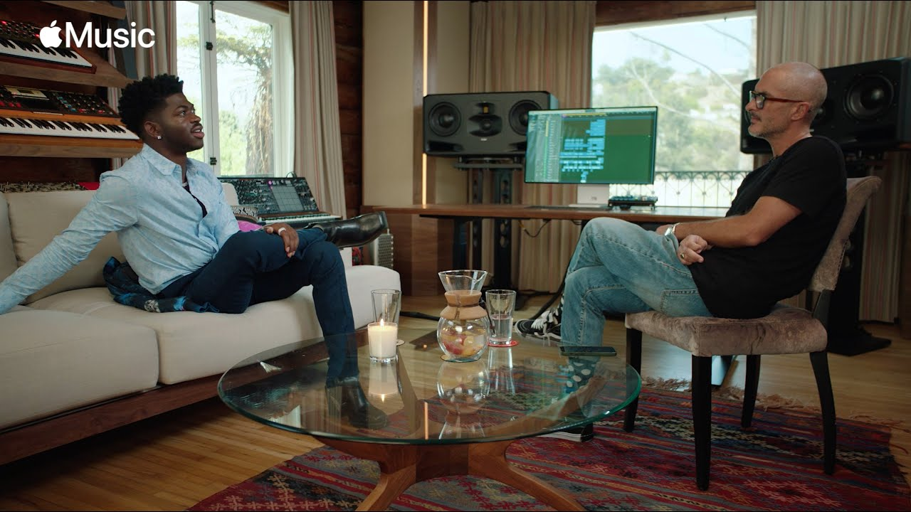 Lil Nas X - Zane Lowe & Apple Music MONTERO Interview