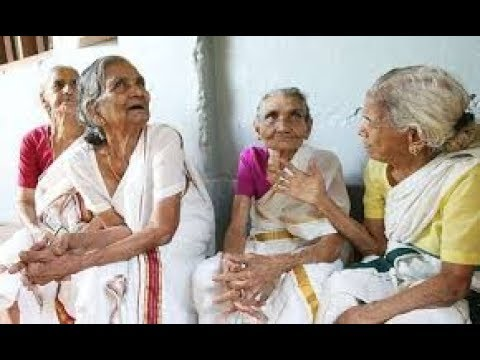 Ground Report Kerala- Training in Caring for Senior Citizens