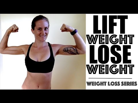 Lift Weight, Lose Weight… Guidance for Beginners – Weight Loss Series – Chapter 6