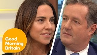 Subscribe now for more! http://bit.ly/1NbomQa Piers Morgan talks to...
