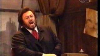 Maestro Luciano Pavarotti (Oh Mimi tu piu non Torni) 1983