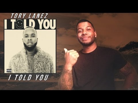 Tory Lanez- I Told You(Reaction/Review) #Meamda