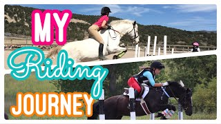 My Riding Journey - Story & Transformation // MADISON RITSCH