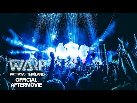 WARP music festival 2015 - Pattaya, Thailand (Official Aftermovie)