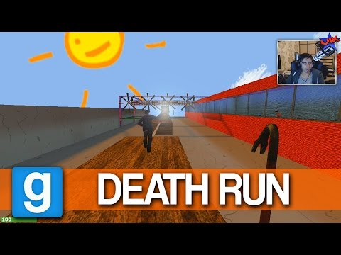 CARTOON WORLD - GMOD Death Run - (Garry's Mod Deathrun)