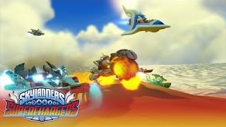 Official Skylanders SuperChargers: Epic Intro